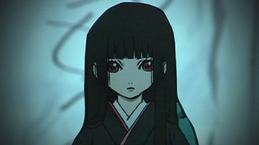Enma Ai cut-out