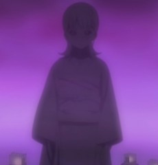 Shadow of Yuzuki?