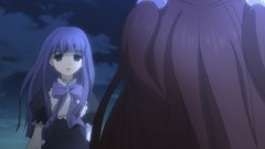 Bernkastel asks Ange for help